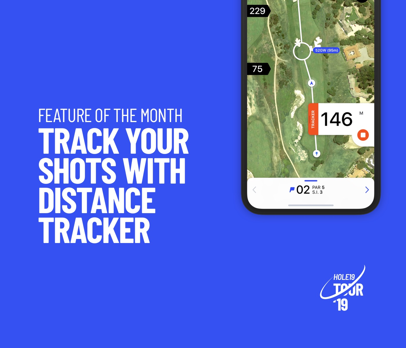 Distance Tracker - Premium Feature